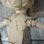 """Detail1 - Puppenbau für """"Der Teufel im Pulsnitzer Turm"""""""
